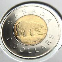 2008 Specimen Canada 2 Dollar Toonie Uncirculated Canadian Coin Two Dollar P649