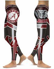Alabama Crimson Tide Small to 2X-Large Women's Leggings