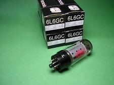 4 x 6L6GC EH Electro Harmonix matched Quad -> 6L6 tube amp