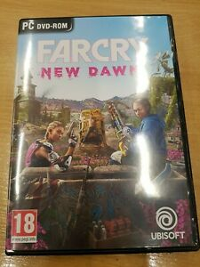 Far cry New Dawn Empty PC Game Box only NO GAME