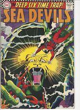 Sea Devils #32 Silver Age DC