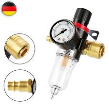 Druckluft Filter Wartungseinheit Druckminderer Regler Für Pneumatisch Werkzeug