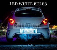 Opel Astra J 55w ICE Blue Xenon HID Low Dip Beam Headlight Headlamp Bulbs Pair