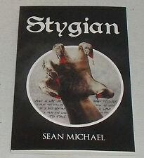 Stygian Book By Sean Michael NEW Paperback