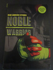 Noble Warrior - Alan Lawrence Sitomer(ARC)1st Edition Copy 7/15 PB