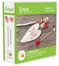 CRICUT *VALENTINE'S DAY* CARTRIDGE *NEW* HAPPY LOVE HEARTS GIFT TAGS CARDS DECOR