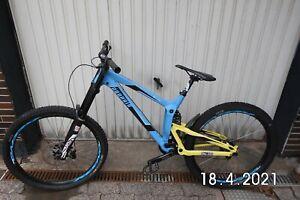 Downhill Bike, Rahmengröße M