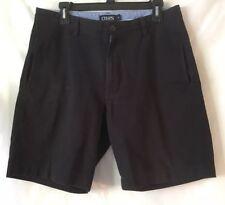 Ralph Lauren Chaps Dark Blue Men's Size 32 Shorts 100% Cotton