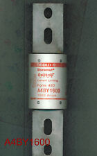 SHAWMUT A4BY1600 FUSE 1600 AMP 600 VOLT A4BY 1600