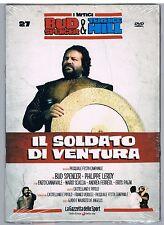 IL SOLDATO DI VENTURA vol. 27  BUD SPENCER DVD EDITORIALE SIGILLATO!!!