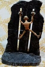 Figurine Gollum qui grimpe