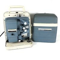 Vintage Retro BELL & HOWELL SUPER AUTO LOAD Motion Picture Movie PROJECTOR