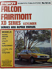Gregorys SP No 165A Ford Falcon Fairmont XD Series 6 Cyl 1979-82 Service Manual