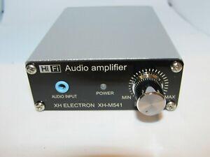 100W + 100W Dual Channel HiFi Digital Subwoofer Power Audio Amplifier Board