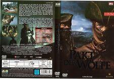 (2 DVD's) Der Pakt der Wölfe - Samuel Le Bihan, Mark Dacascos, Vincent Cassel