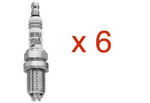 6 x Spark Plugs BMW E36 E46 323i 325i 328i 330Ci UXT3 12129071003