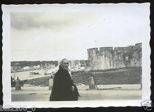 Concarneau . Finistère . Bretagne . photo de 1936