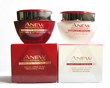 Avon Anew Reversalist Day + Night Cream COMPLETE RENEWAL 35+ 50ml SET!!!