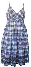 Cotton Casual Sleeveless Oasis Dresses for Women