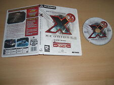 X3 X 3 REUNION 2.0 2007 GOTY Edition inc. BALA GI's REASEARCH Missions nm Pc DVD