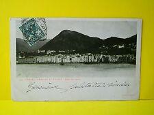 CASTELLAMARE DI STABIA: vista dal mare 1904