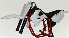 Cobra CX 50 JR CM White Plastic Kit 2004 - 2012 50cc Motorcycle