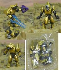 ** HALO Mega Bloks Gold ELITE GENERAL / ULTRA covenant fig