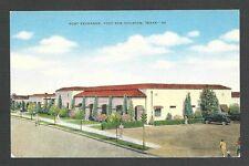 Ca 1935 PPC POST EXCHANGE FORT SAM HOUSTON TX, MINT