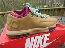 best service 1de67 b1e6d 100% Authentic 2013 Nike KD 6 VI EXT Gum Size 13