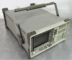 Hewlett Packard 8593A Spectrum Analyzer 9kHz-22GHz