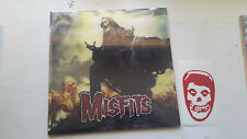 Misfits The Devil's Rain Sealed lp Ltd Ed 3D lenticular 2011 US danzig +sticker!