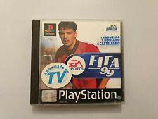 FIFA 99 PlayStation 1 (ps1) pal España y completo