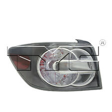 Left Side Replacement Tail Light Assembly For 2007-2009 Mazda CX-7