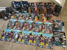 Lot of 25 Playmates Star Trek Action Figures