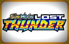 Sun & Moon LOST THUNDER ~ Pokemon Online Booster Code Cards ~ TCGO SM8 Codes