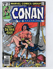 Conan the Barbarian #100 Marvel 1979