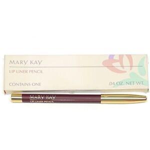 Mary Kay Lip Liner Pencil # 3481 Cherry 0.04 oz.