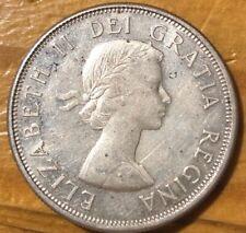1963 Canada Silver 50 Cents
