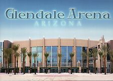 Glendale Arena near Phoenix Arizona, NHL Hockey Coyotes, AZ --- Stadium Postcard