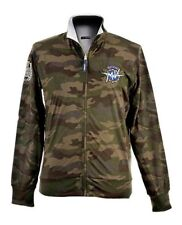 Original MV Agusta Sweatshirt Jacke Double Face Camouflage Shirt Langarm