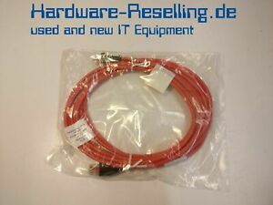 HP Cat 5e Ethernet Kabel 285001-003 286594-001 Patch Cord Kabel Rot 3.6m