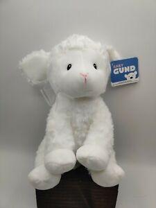 Baby Gund Lena LITTLE BLESSING Lamb Lullaby Keywind Musical Jesus Loves Me