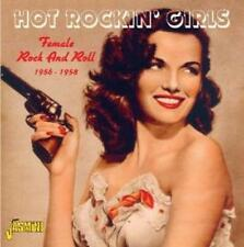 Female Rock And Roll 1956-58 von Various Artists (2010)