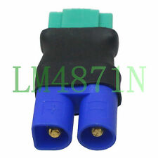 MPX Multiplex Female to EC3 Male No Wires Connector Adapter for RC lipo battery