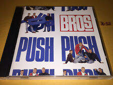 BROS 1st cd PUSH hits I OWE YOU NOTHING drop the boy WHEN WILL I BE FAMOUS quit