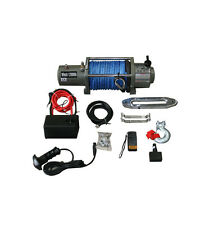 The Bad Boy Tool Set Winch Rope Control Box Cable Remote Manual Battery Leads