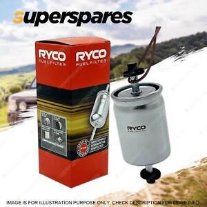 Ryco Fuel Filter for Isuzu Gemini MJ1 MJ2 4CYL 1.6 Petrol ZC 1993-1994
