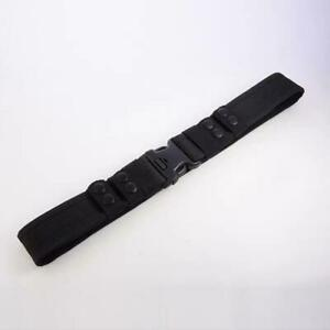 Tactical Belt with Buckle Adjust Length Waistband Belts Attach To Molle Gadgets