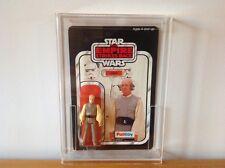 Vintage Star Wars C8 Palitoy Unpunched ESB 41back Lobot MOC!
