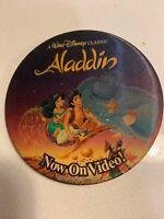 Vintage Aladdin Button